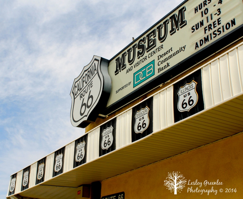 Victorville Route 66 Museum