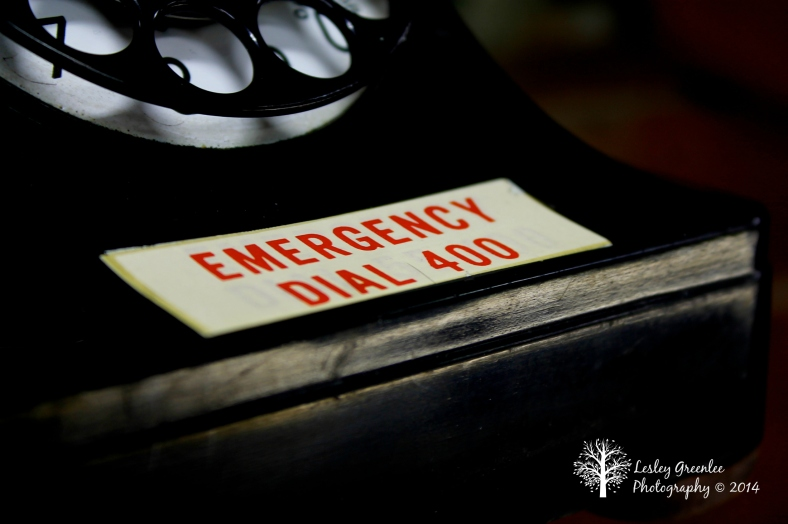 Emergency Call 400?